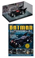 Batman Automobilia: The Definitive Collection of Batman Vehicles (2013- Eaglemoss) Figurine and Magazine #27