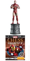 Marvel Chess Collection (2014- Eaglemoss) Figure and Magazine #002