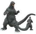 Godzilla Classic 1989 Vinyl Figural Bank (2014 Diamond Select) ITEM#1