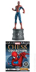 Marvel Chess Collection (2014- Eaglemoss) Figure and Magazine #001