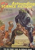 Astounding Science Fiction (1938-1960 Street and Smith) Pulp Vol. 62 #2