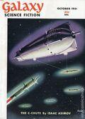 Galaxy Science Fiction (1950-1980 World/Galaxy/Universal) Vol. 3 #1