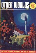 Other Worlds (1949-1953 Clark Publishing) Pulp 1st Series 28