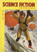 Science Fiction Adventures (1952-1954 Future Publications) Pulp Vol. 1 #4
