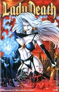 Lady Death Judgment War (2011) 15th Anniversary Edition 1BLOODRED