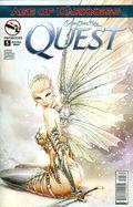 Grimm Fairy Tales Quest (2013 Zenescope) 5C