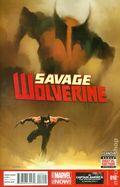 Savage Wolverine (2013) 16A