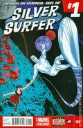 Silver Surfer (2014 5th Series) 1A