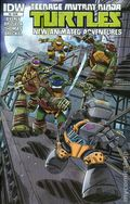 Teenage Mutant Ninja Turtles New Animated Adventures (2013 IDW) 9
