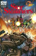 Star Slammers Remastered (2014 IDW) 1