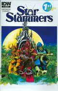 Star Slammers Remastered (2014 IDW) 1SUB