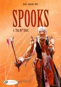 Spooks GN (2012-2016 Cinebook) 4-1ST