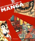One Thousand Years of Manga HC (2014 Flammarion) 1-1ST