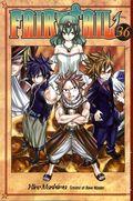 Fairy Tail TPB (2008-2018 Del Rey/Kodansha Digest) 36-1ST