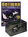 Batman Automobilia: The Definitive Collection of Batman Vehicles (2013- Eaglemoss) Figurine and Magazine #30