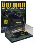 Batman Automobilia: The Definitive Collection of Batman Vehicles (2013- Eaglemoss) Figurine and Magazine #31