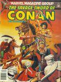 Savage Sword of Conan (1974 Magazine) 63