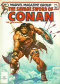 Savage Sword of Conan (1974 Magazine) 74