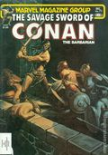 Savage Sword of Conan (1974 Magazine) 71