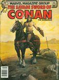 Savage Sword of Conan (1974 Magazine) 76