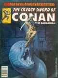 Savage Sword of Conan (1974 Magazine) 61