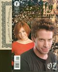 Buffy the Vampire Slayer Oz (2001) 1B.DF.GOLD