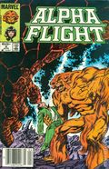 Alpha Flight (1983 1st Series) Mark Jewelers 9MJ