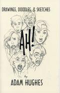 Adam Hughes Convention Sketchbook (2002-) 2002