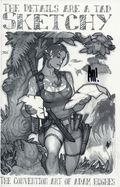 Adam Hughes Convention Sketchbook (2002-) 2008A