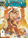 Savage Sword of Conan (1974 Magazine) 145
