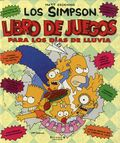 Simpsons Rainy Day Fun Book HC (Spanish Edition 1991) 1-1ST