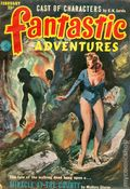 Fantastic Adventures (1939-1953 Ziff-Davis Publishing) Pulp Feb 1953