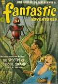 Fantastic Adventures (1939-1953 Ziff-Davis Publishing) Pulp Jul 1952