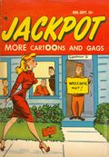 Jackpot (1952 Youthful Magazines) More Cartoons and Gags Vol. 1 #4