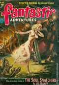 Fantastic Adventures (1939-1953 Ziff-Davis Publishing) Pulp May 1952