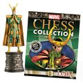 Marvel Chess Collection (2014- Eaglemoss) Figure and Magazine #004