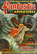 Fantastic Adventures (1939-1953 Ziff-Davis Publishing) Pulp Dec 1951
