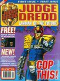 Judge Dredd Lawman of the Future (1995) 1A