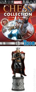 Marvel Chess Collection (2014- Eaglemoss) Figure and Magazine #008
