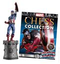 Marvel Chess Collection (2014- Eaglemoss) Figure and Magazine #006