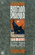 Batman and Dracula Red Rain GN (1992 DC) Elseworlds 1B-1ST