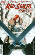 Red Sonja and Cub (2014) 0