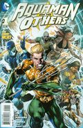 Aquaman and the Others (2014) 1A