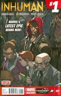 Inhuman (2014 Marvel) 1A