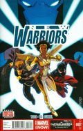 New Warriors (2014 5th Series) 3A