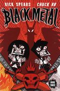 Black Metal GN (2007-2014 One-Time Assembly Digest) 3-1ST