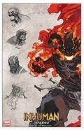 Inhuman Art Print (2014 Marvel NOW) PRINT#01