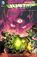 Justice League HC (2012-2016 DC Comics The New 52) 4-1ST