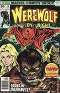 Werewolf by Night (1972 1st Series) Mark Jewelers 40MJ