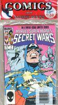 Marvel Super Heroes Secret Wars 3-Pack 7-9RED